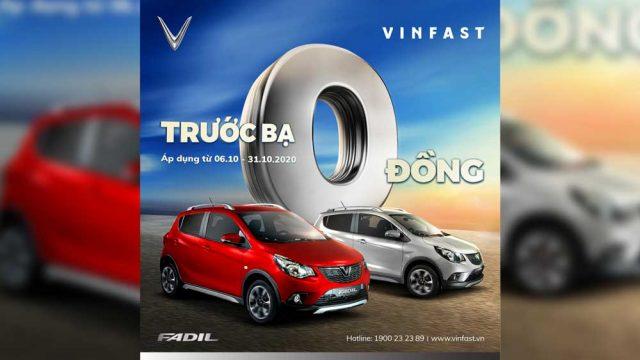 Sở hữu xe sang, nhận ngàn ưu đãi: Mua xe Vinfast chỉ từ 30 triệu đồng